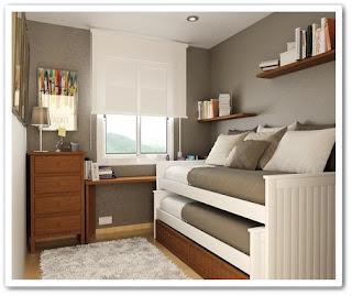 увеличить пространство маленькой квартиры
