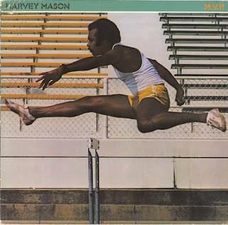HARVEY MASON - M.V.P. (1981)