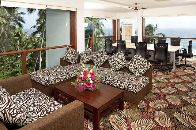 Inner view resort. Book today just fill contact form cheapest hotels deal kerala