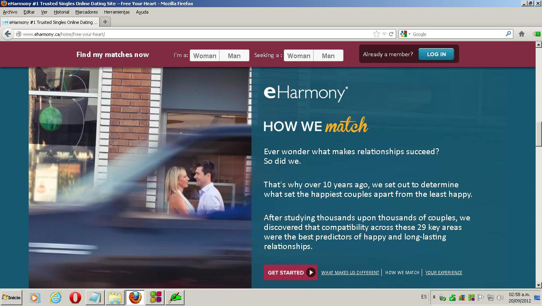 Hacker news dating site