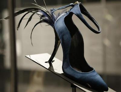 Roger Vivier's Eyelash Heel