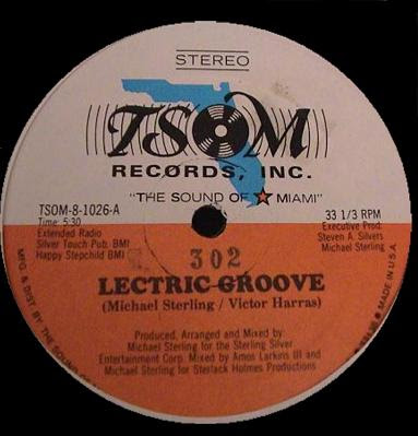 302 – Lectric Groove (1985, VLS, 192)
