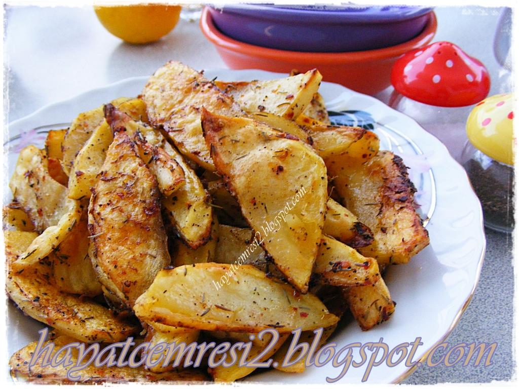 Baharatlı patatesli karnabahar tarifi