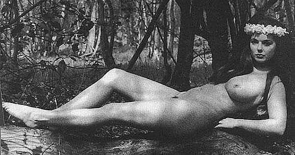 halliwell nude geri forest