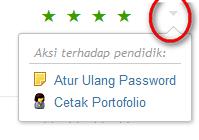 langkah langkah mengatur ulang password PTK di padamu negeri, solusi lupa passowrd padamu negeri
