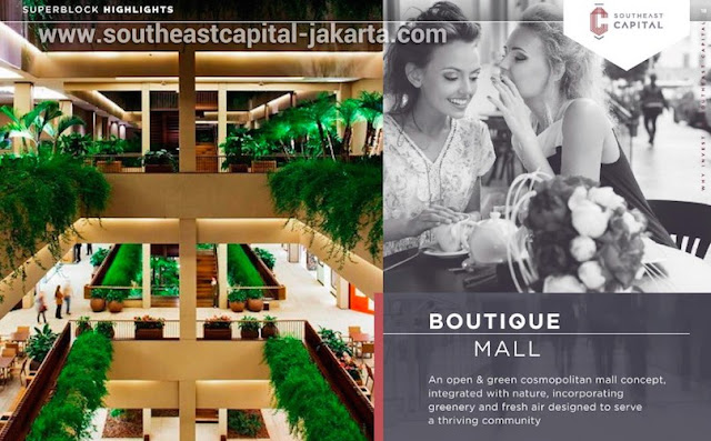 Southeast Capital Jakarta Boutique Mall