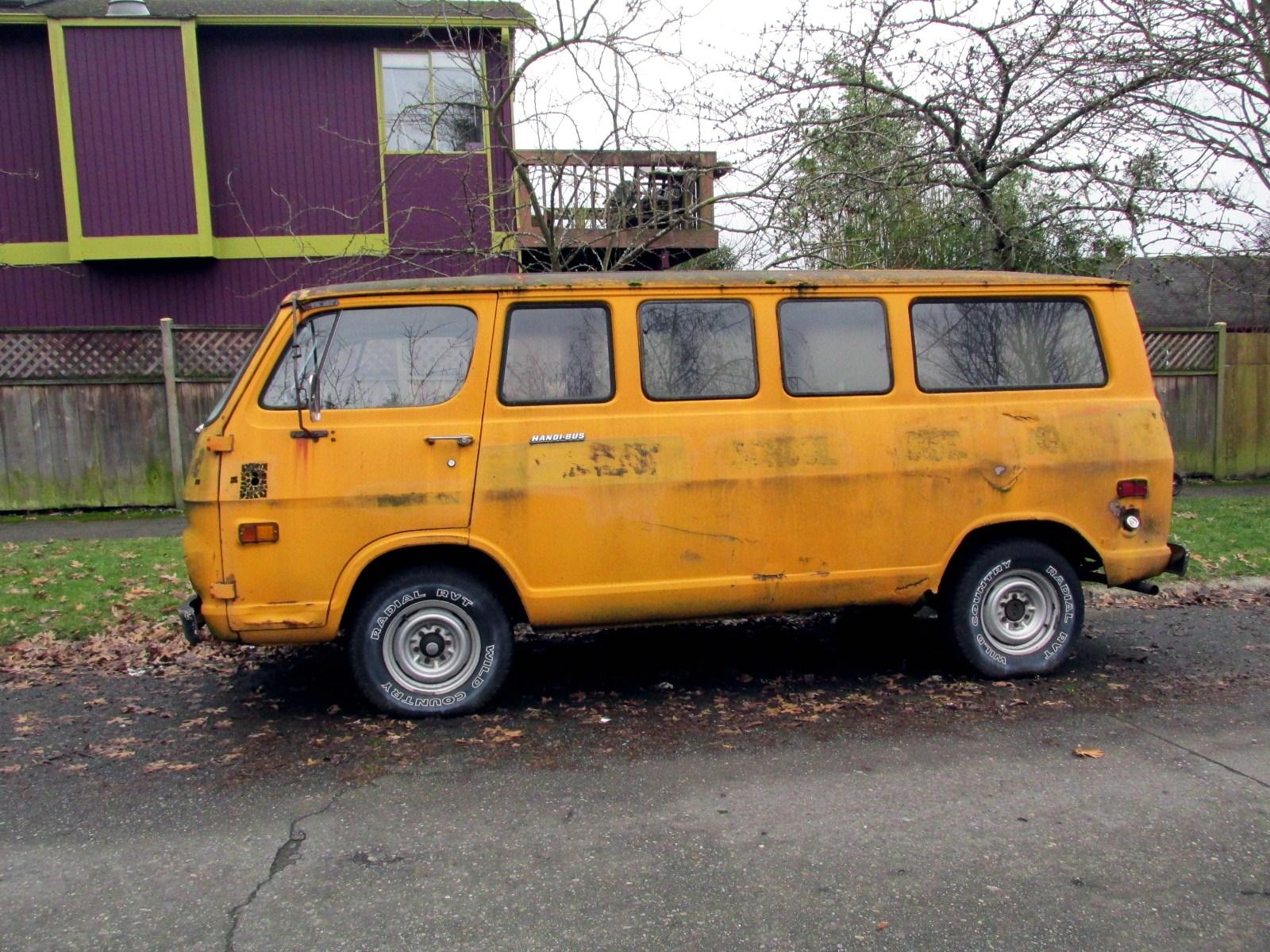 The Street Peep 1967 Gmc Handi Bus