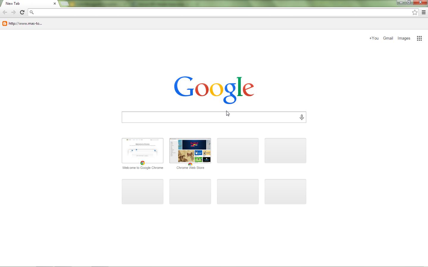 cara ubah tampilan google chrome seperti semula (defoult)