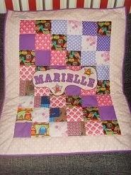 ein neuer Quilt