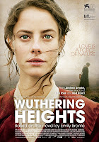 Les Hauts de Hurlevent, Andrea Arnold, Wuthering Heights, Kaya Scodelario, Fish Tank, Bright Star, Jane Campion, top 2012, affiche, trailer, teaser