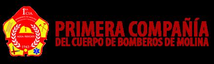 PRIMERA COMPAÑIA DE BOMBEROS DE MOLINA