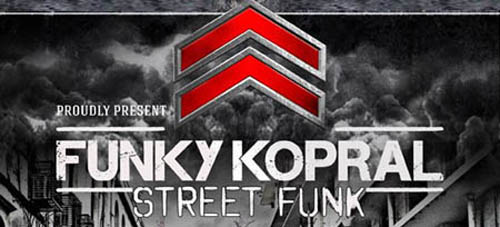 Download Kumpulan Lagu Funky Kopral Album Street Funk