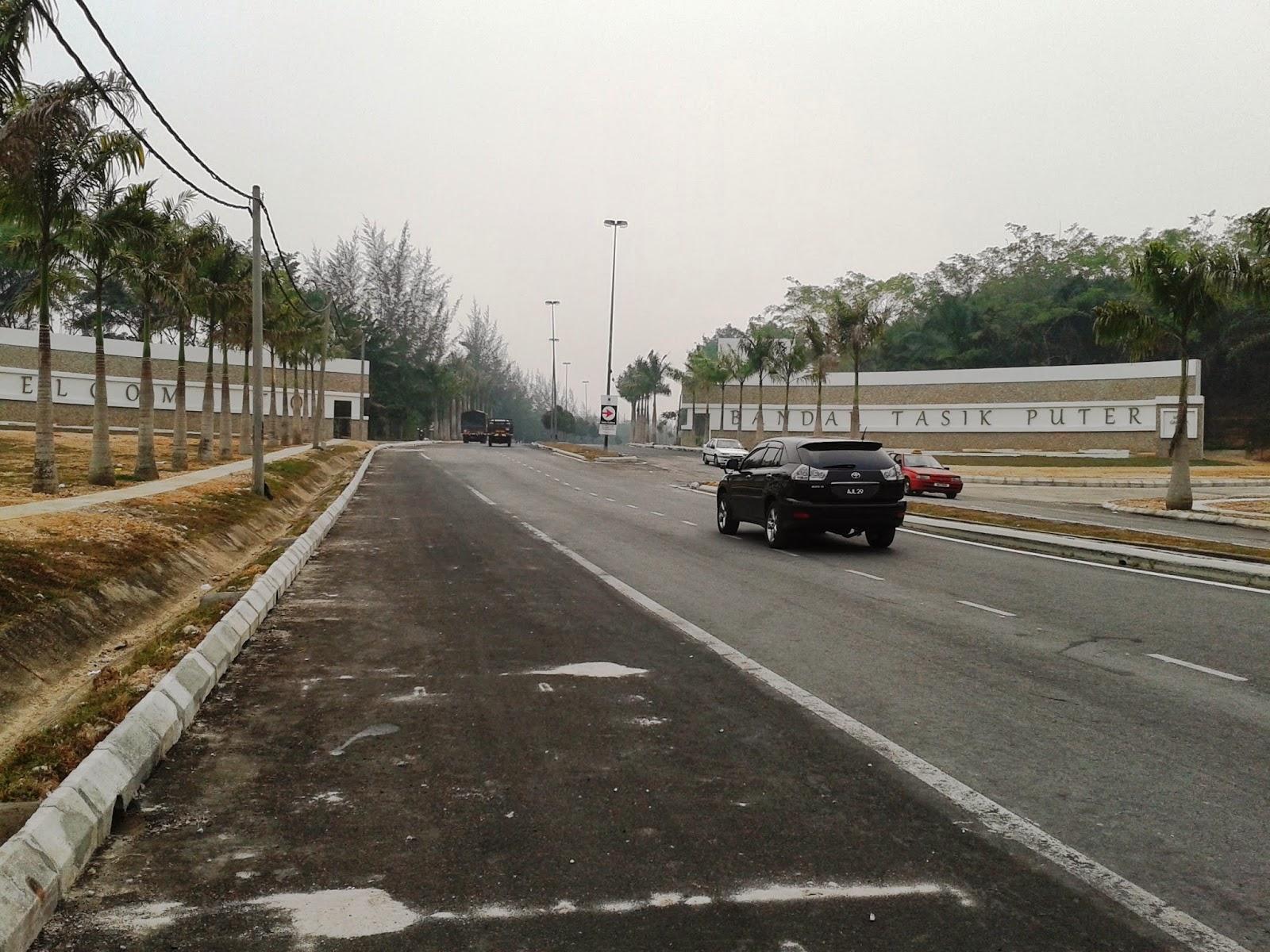 Bandar Tasik Puteri, Rawang