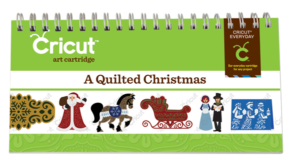 Ginger Williams: A Cricut Quilted Christmas and a Stamping System ... : a quilted christmas cricut cartridge - Adamdwight.com