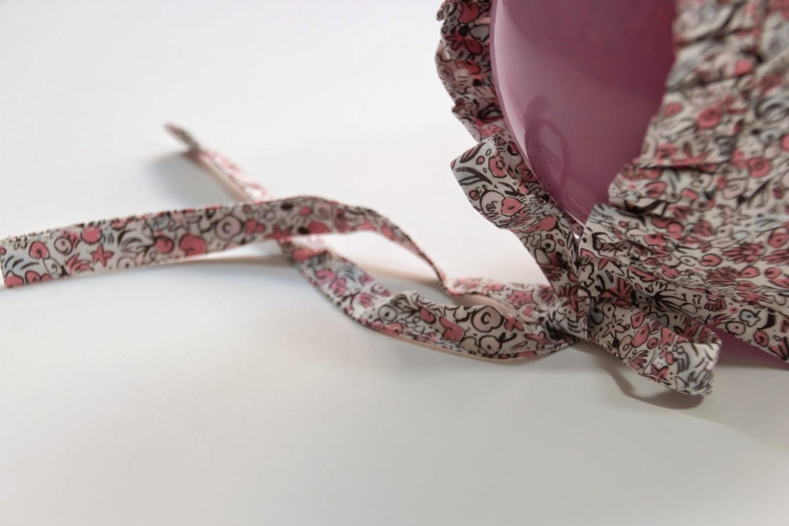 Capota para niña, tutorial diy con patrones gratis - Handbox Craft ...