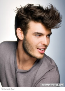 Mohawk Hairstyles for Men 2012 5