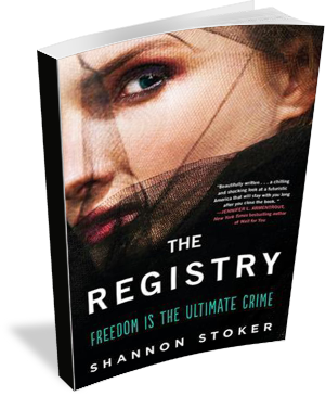 Book Cover: The Registry by Shannon Stoker