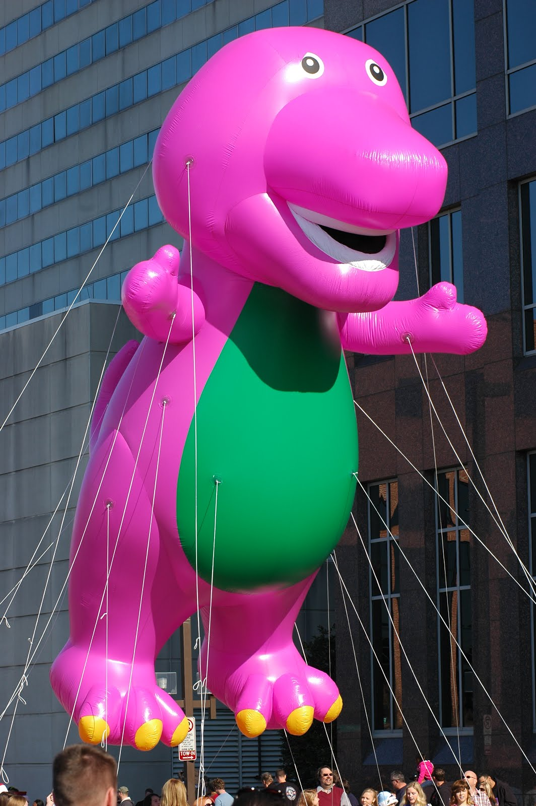 Fred Hotline: 2012 Greensboro Holiday Parade