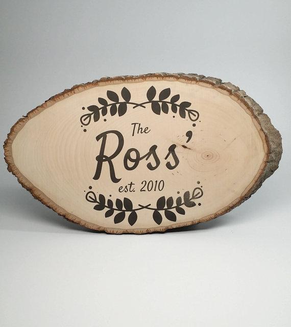 شعار مطبوع الخشب