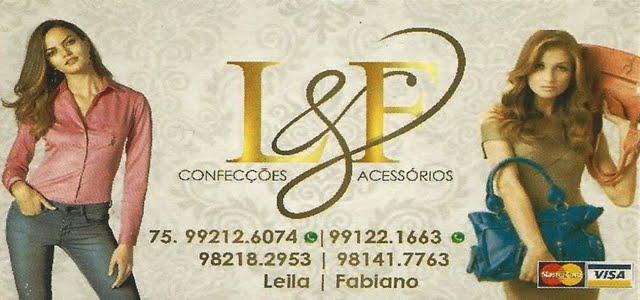 L&F CONFECÇÕES E ACESSÓRIOS