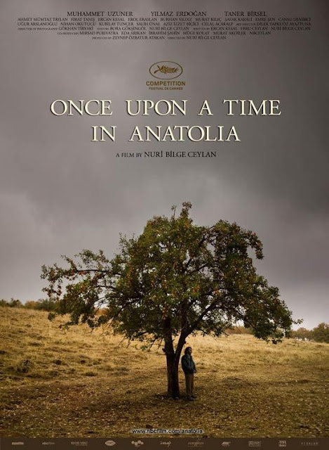 Once Upon a Time in Anatolia, Poster, nuri bilge ceylan, turkey