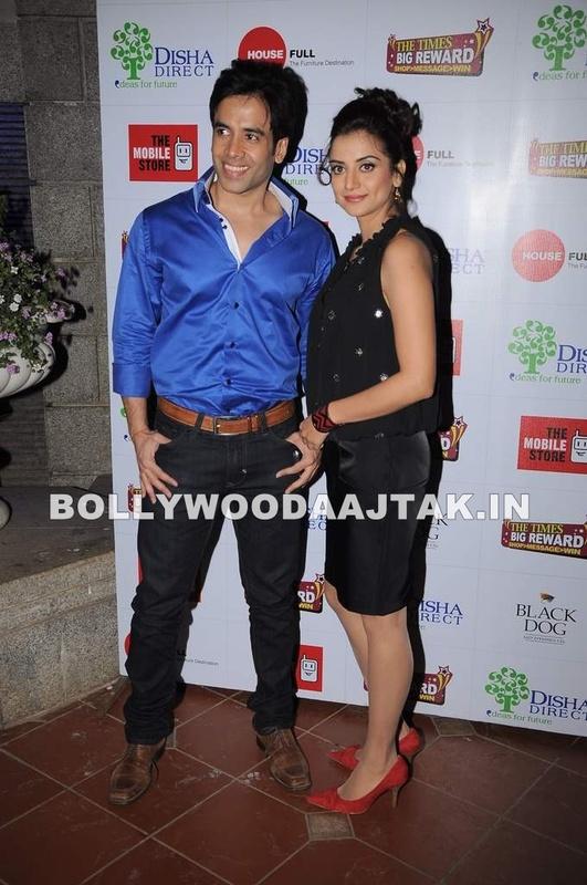 , Tushar And Kulraj At Times Rewards Awards