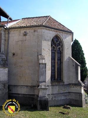 Pont-Saint-Vincent - Eglise Saint-Julien de Brioude
