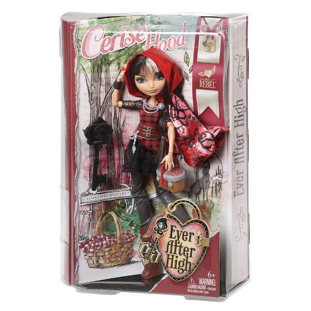 Muñeca Cerise Hood caja