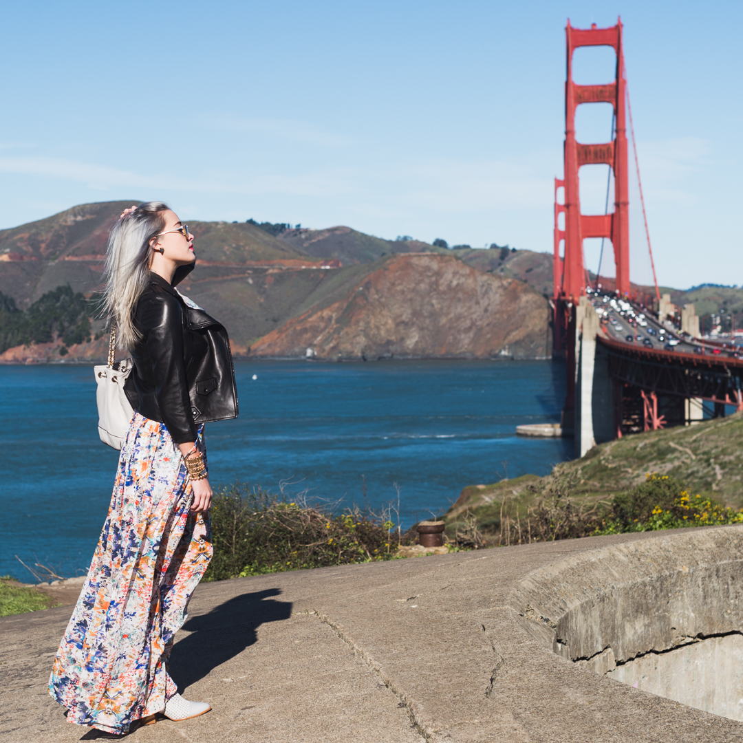 San Francisco Style Blogger | Golden Gate Bridge