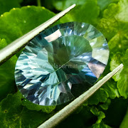 Batu Permata Blue Quartz - SP731