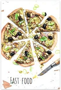 http://www.saveursvegetales.com/search/label/Pizza