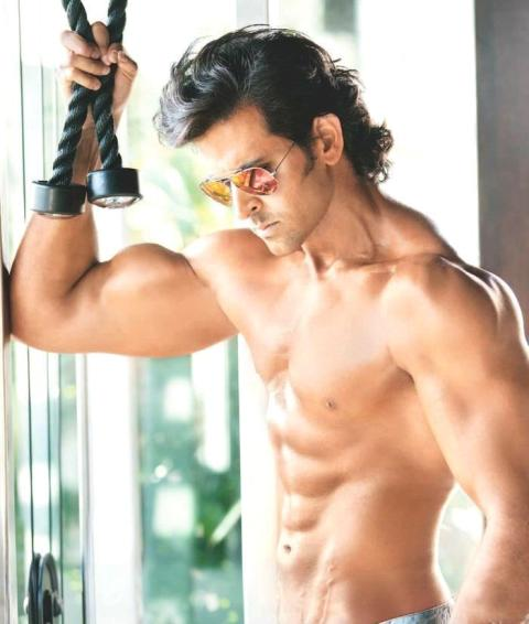 Hrithik Roshan in Jim