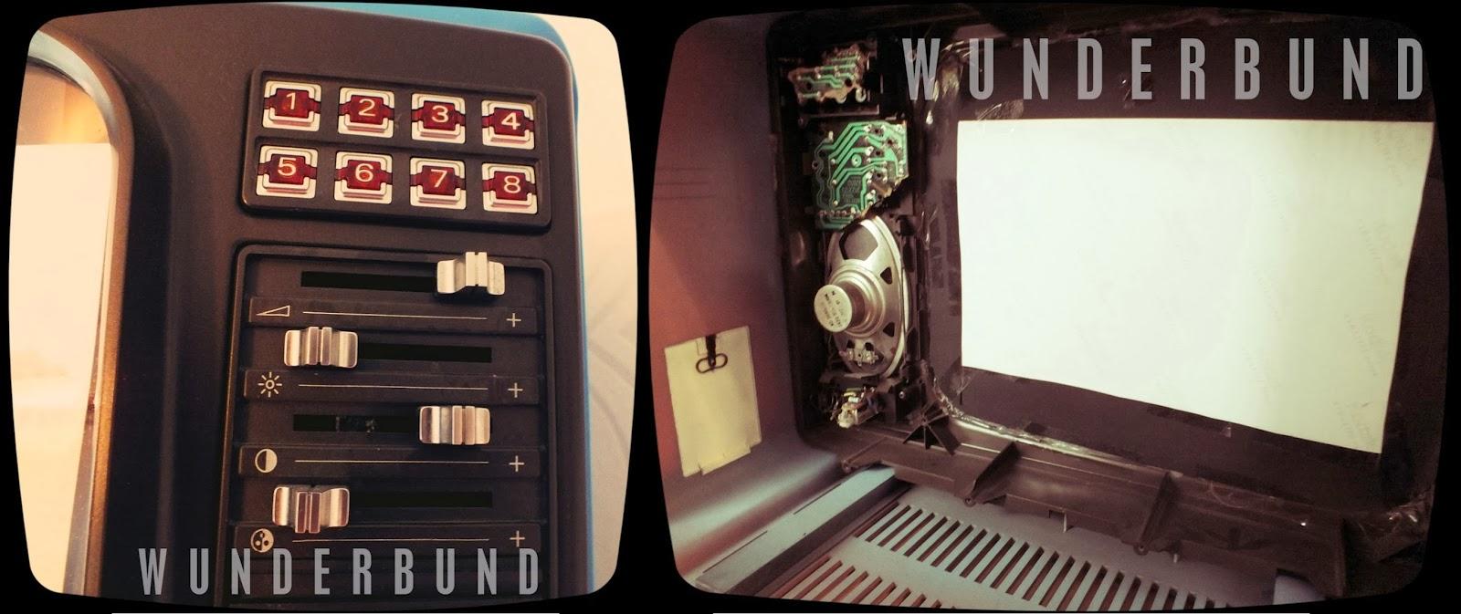 WUNDERBUND: Fernseher - Bilderrahmen