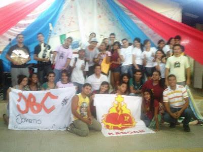 Juventude Missionária Integrada!