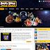 Thêm mẫu template  Angry Birds Star War đẹp cho blog