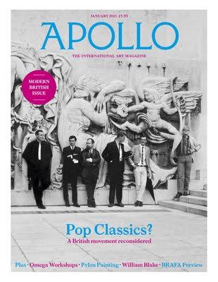 Apollo Current month magazine