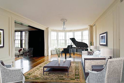 Spacious And Elegant Living Room Highlight's Oprah's Available