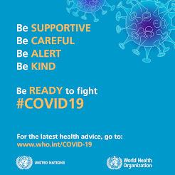 Coronavirus disease (COVID-19) Pandemic