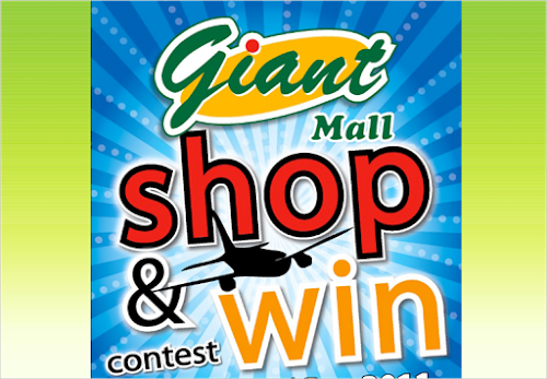 Giant Malls 'Spend & Win' Contest