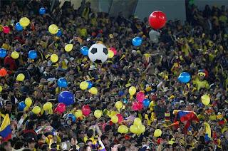 El Martes se entregará la boletería para los duelos de Colombia por eliminatorias