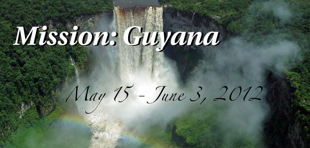 Mission: Guyana