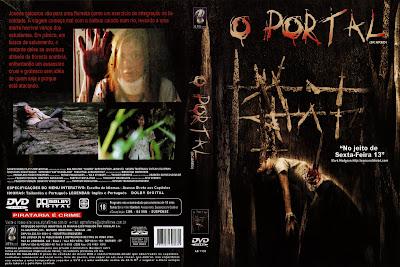 O Portal DVD Capa