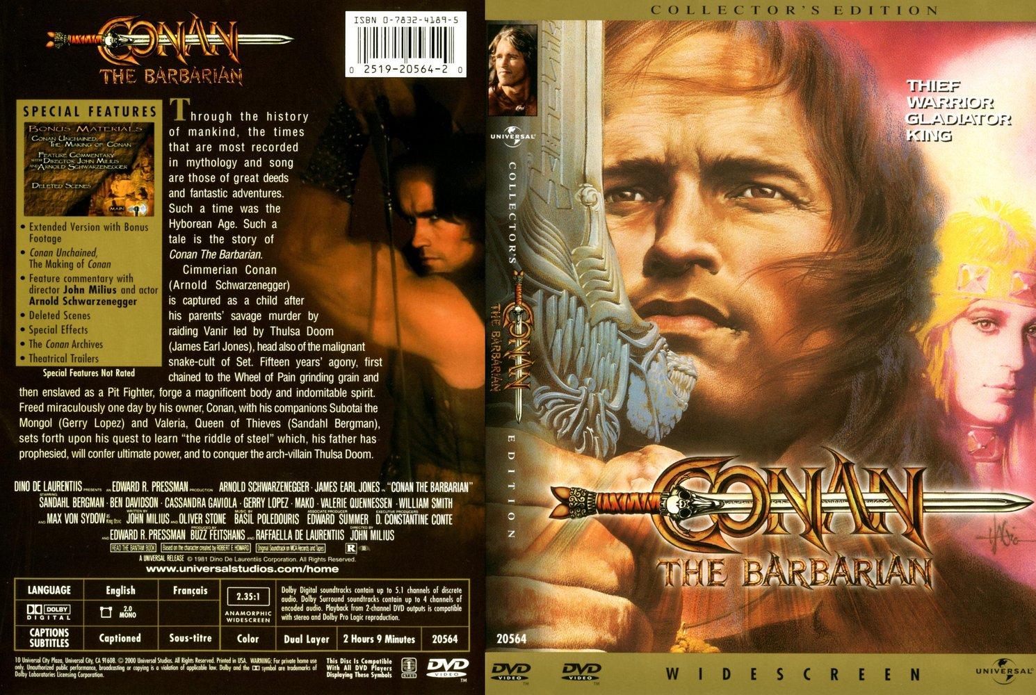 Conan the barbarian luscio hentia pics