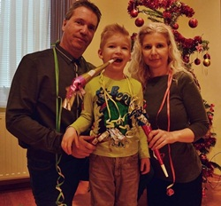 Az egyik kedvenc családi fotóm 2016. január 1-jén ❤