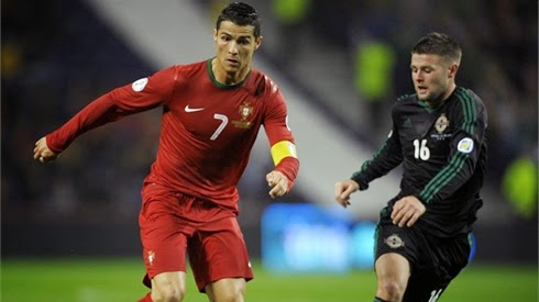 Irlandia vs Portugal