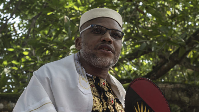 IPOB NNAMDI KANU: A BRITISH CITIZEN ABDUCTED BY THE NIGERIAN GOVERNMENT!