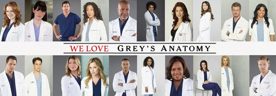 We Love Grey's Anatomy