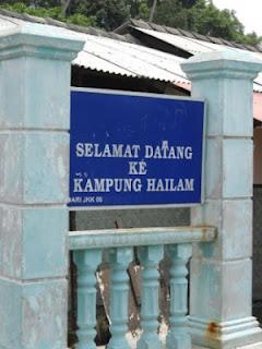 Kampung Hailam