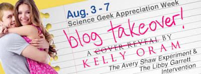 Science Geek Appreciation Week Blog Takeover! {Kelly Oram}