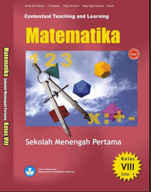 Buku Elektronik SMP Kelas 8 Matematika BSE Edisi 4